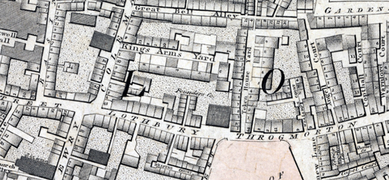 Horwood 1799